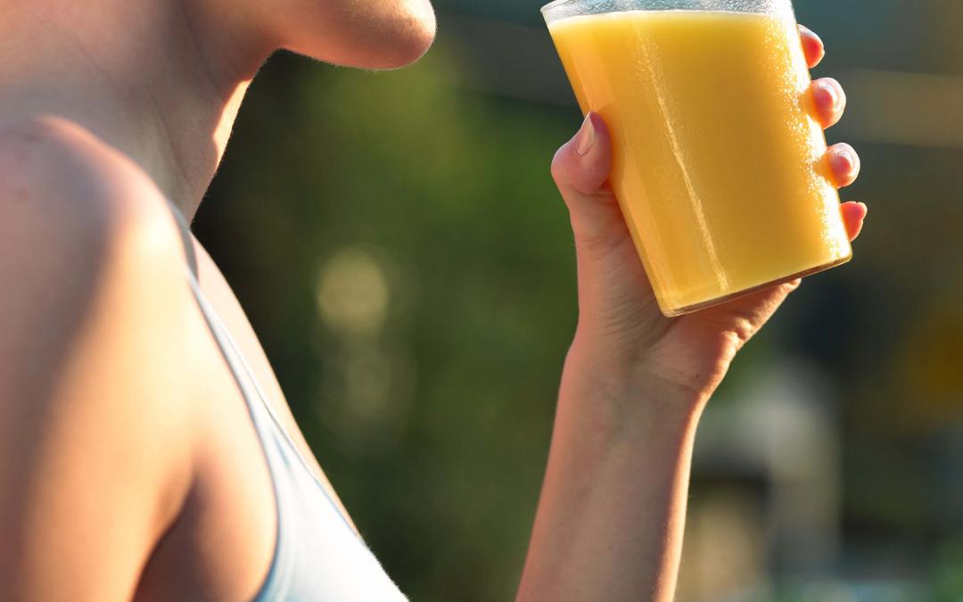 The Orange Juice  Treatment